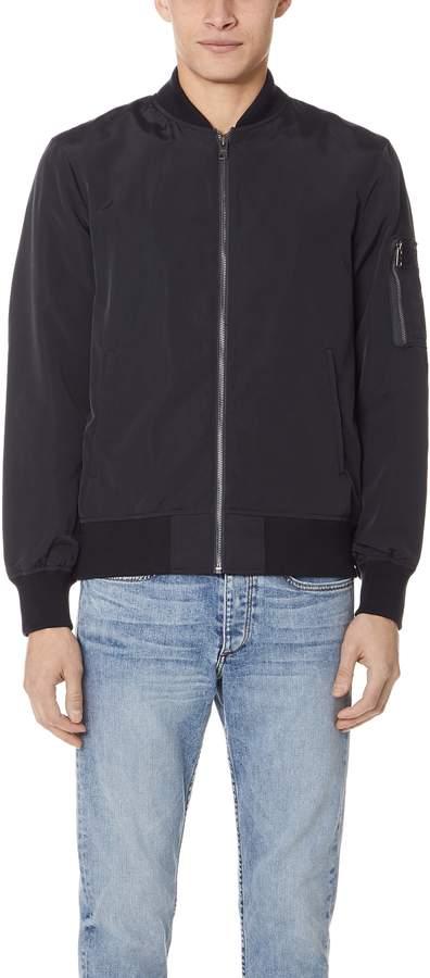 Club Monaco MA 1 Bomber Jacket