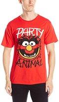 Sesame Street Men's Fast Animal T-Shirt