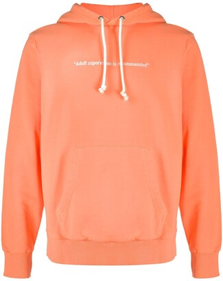 Diesel 'adult supervision' embroidered hoodie