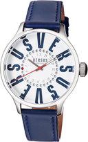 Versus By Versace CITY Round 44mm Women's Watch, Steel/Blue
