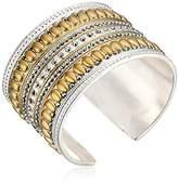 Lucky Brand Tribal Pave Cuff Bracelet