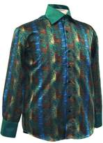 Sunrise Outlet Mens Wild Flower Shirt - 2XL