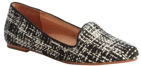 Joie caviar and porcelain 'Day Dreaming' point toe flats