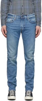 Levi's Levis Made and Crafted Blue Selvedge Denim Houston Jeans