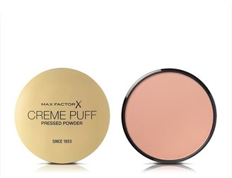Max Factor Creme Puff Pressed Compact Powder 21G 50 Natural (Light, Cool)