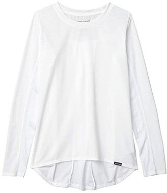 Exofficio BugsAway(r) Wanderlux Serra Long Sleeve (White) Women's Clothing