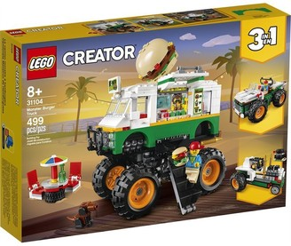 Lego Creator Monster Burger Truck - 31104