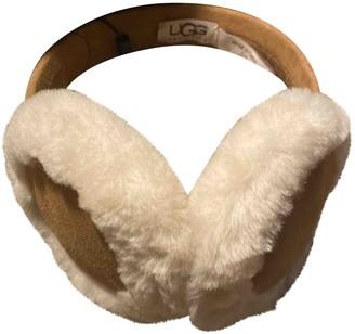 UGG Camel Wool Hats