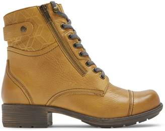 Cobb Hill Alessia Bathany 2 Leather Combat Boots