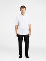 DKNY Back Drop Hem Shirt