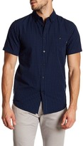 Obey Nixon Short Sleeve Regular Fit Shirt