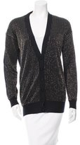 Stella McCartney Wool Embellished Cardigan