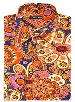 Tom Ford Floral Print Shirt