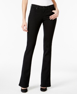 Style&Co. Style & Co. Curvy-Fit Bootcut Jeans in Regular, Short and Long Lengths, Created for Macy's