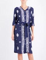 Melissa Odabash Fleur shirt dress
