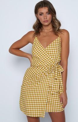 Beginning Boutique Momo Dress Yellow