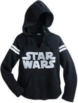 Disney Star Wars Logo Pullover Hoodie for Women