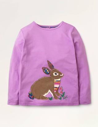 Animal Applique T-shirt