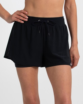 B.O.D By Rachael Finch Interval Double Layer Shorts