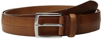 Trafalgar Douglas (Tan) Men's Belts