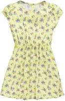 Very Girls Lemon Ditsy Print Dress