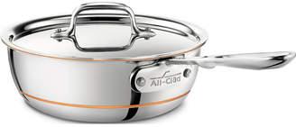 All-Clad Copper Core 2-Qt. Saucier
