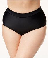 Raisins Curve Plus Size High-Waist Bikini Bottoms
