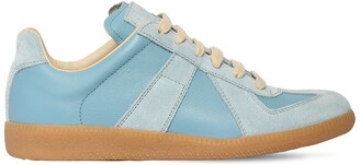 Maison Margiela 20MM REPLICA LEATHER & SUEDE SNEAKERS