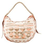 3.1 Phillip Lim Leather Patterned Hobo