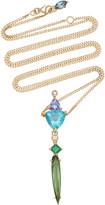 Djaya Levy 18K Gold And Multi-Stone Necklace