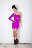 Boulee Ciara Dress in Fuchsia