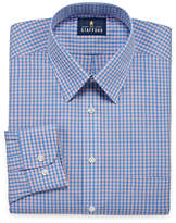 STAFFORD Stafford Travel Performance Super Shirt Big and Tall Long-Sleeve Broadcloth Pattern Dress Shirt