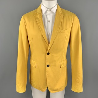 Burberry Yellow Cotton Suits