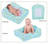 Leachco Flipper 2-Way Baby Bather -Frog Pond