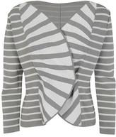 Armani Collezioni Striped Blazer