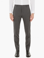 A.P.C. Grey Basile Trousers