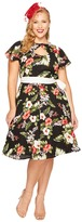 Unique Vintage Plus Size Ashcroft Dress