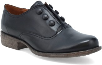 Miz Mooz Casual Leather Oxfords - Lenore