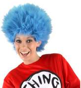 Dr. Seuss Adult Thing 1 and 2 Wig