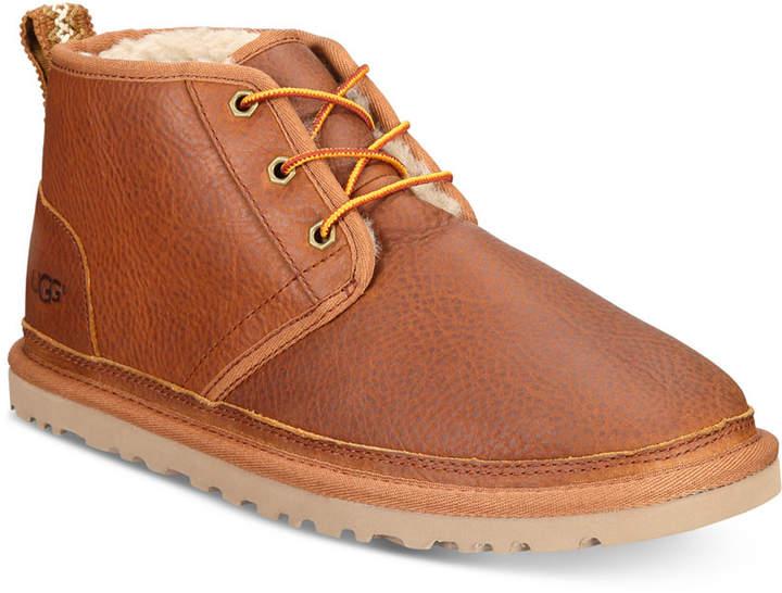 8abc4ac102c Men Neumel Chukka Boots Men Shoes