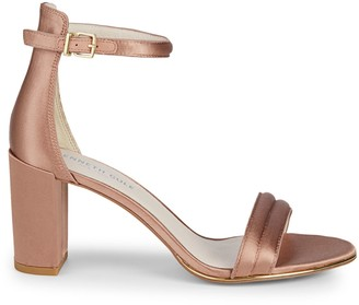Kenneth Cole New York Lex Satin Strappy Sandals