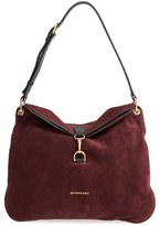 Burberry 'Medium Cornwall' Shoulder Bag - Red
