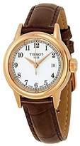 Tissot Women's T0852103601200 Carson Watch
