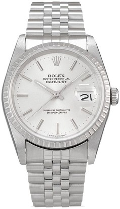 Rolex 1989 pre-owned Datejust 36mm