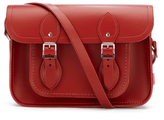 The Cambridge Satchel Company Women's 11 Inch Magnetic Satchel Red