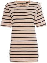 Levi's Line8 striped short sleeve tee