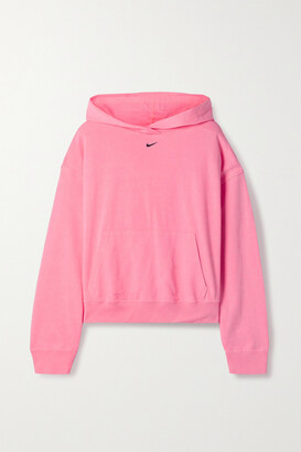 Nike Cotton-jersey Hoodie