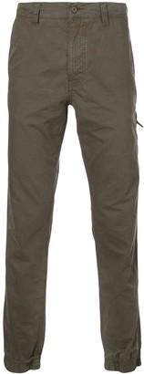 Aspesi Elasticated Cuff Trousers