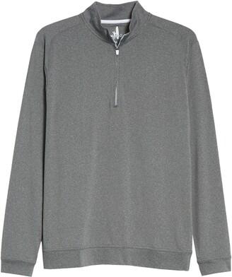 johnnie-O Flex Classic Fit Prep-Formance Quarter Zip Pullover