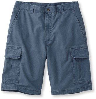 "L.L. Bean Men's Tropic-Weight Cargo Shorts, 10"" Inseam"